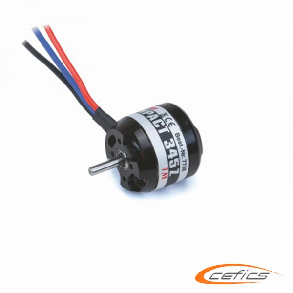 Graupner COMPACT 345Z 1500KV Brushless Motor für Swift
