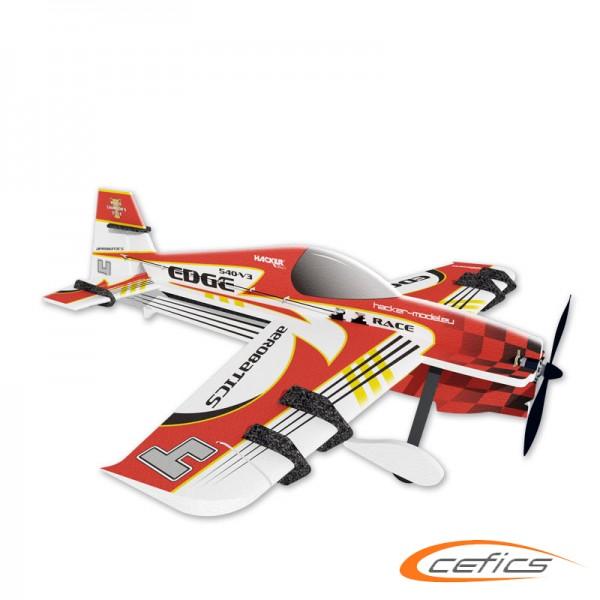 Edge 540-V3 Race ARF Rot