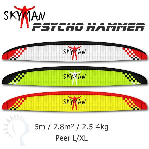 RC-Skyman Psychohammer - Neue Farben