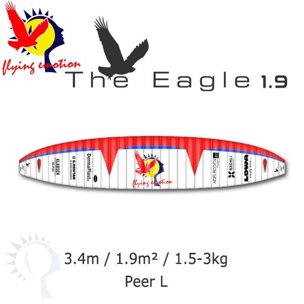 Punkair The Eagle - Crigel Maurer