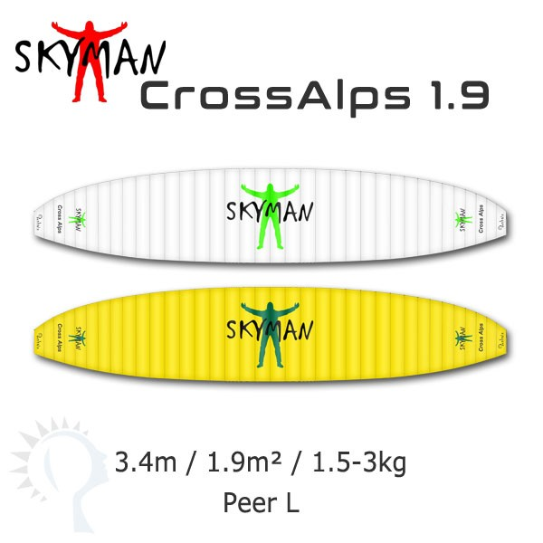 RC-Skyman CrossAlps 1.9