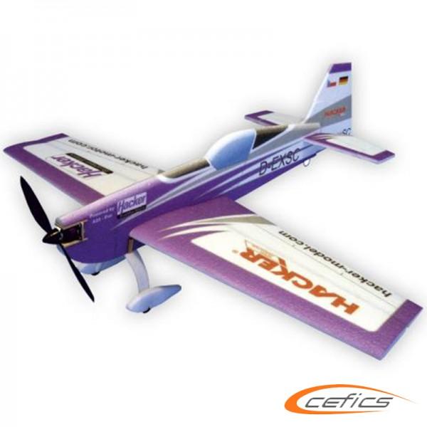 Extra 330SC Double Hacker ARF Violet