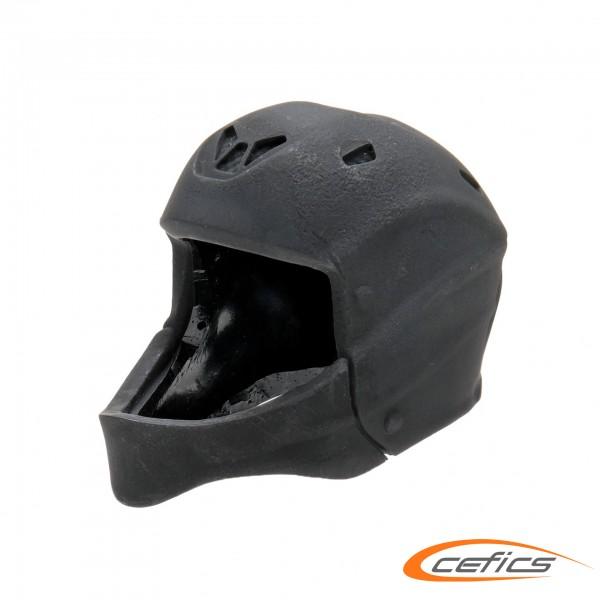 Helm Pilot Peer L schwarz