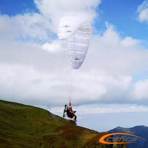 RC-Skyman CrossAlps 1.9 weiß
