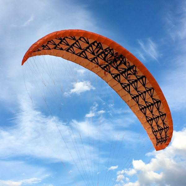 RC-Skyman Sir Edmund Race 1.5 orange/schwarz