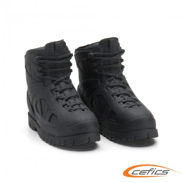 Schuhe Pilot Peer L schwarz