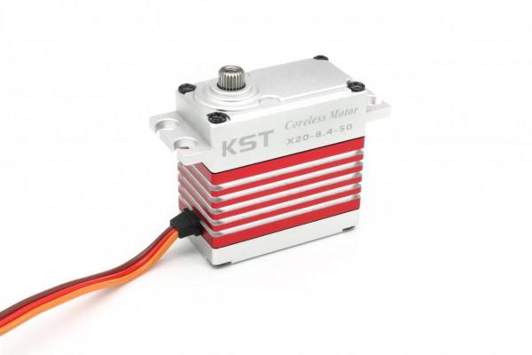 KST X20-8.4-50 V2 45kg/cm@8.4V