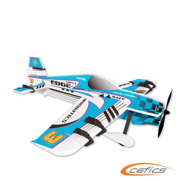 Edge 540-V3 Race ARF Blau