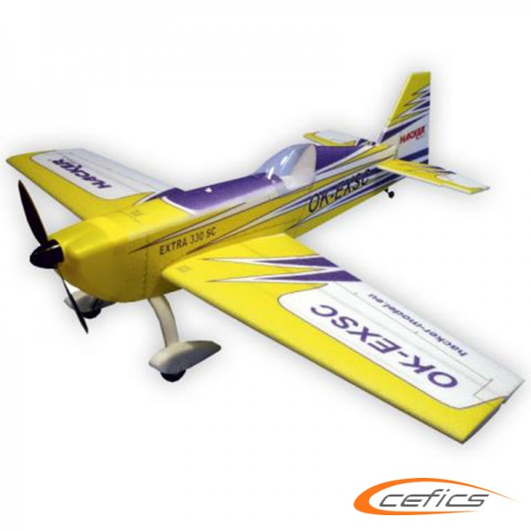 Extra 330SC ARF 1200 Gelb