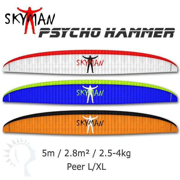 RC-Skyman Psychohammer