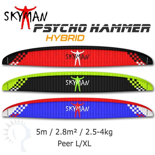 RC-Skyman Psychohammer Hybrid