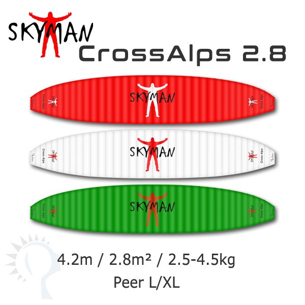 RC-Skyman CrossAlps 2.8